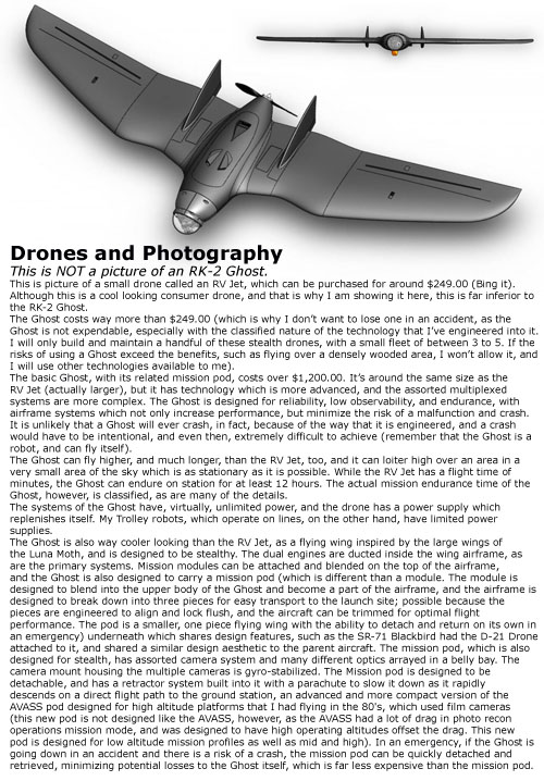 Drones and Photography